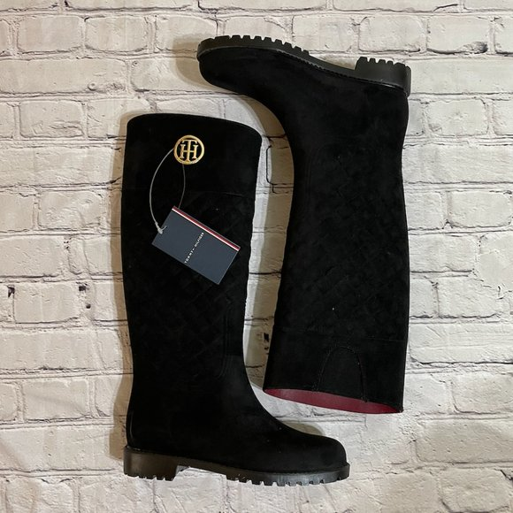 Tommy Hilfiger 'TW Babette' Quilted Boot